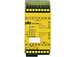 PZE X4VP8 C 24VDC 4n/o