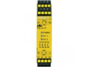 PZE X4.1P C 24-240VAC/DC 4n/o