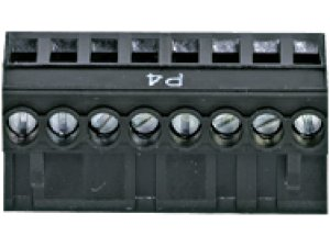 PNOZ X Set plug in screw terminals P3+P4