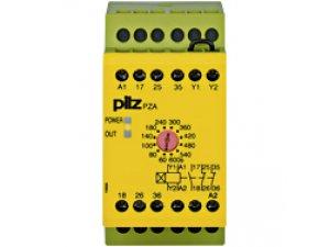 PZA 600/24VDC 1n/o 2n/c