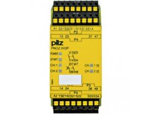 PNOZ XV2P C 1/24VDC 2n/o 2n/o fix