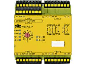 PNOZ XV3.1P C 30/24-240VACDC 3no 1nc 2no