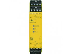 PNOZ e7p 24VDC 2 so