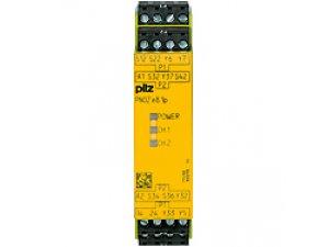 PNOZ e8.1p 24VDC 2so