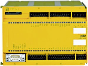 PILZ 773125 PNOZ m3p base unit burner function