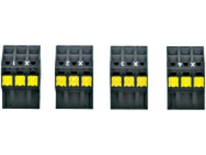 PNOZ s Setspring loaded terminals 17,5mm