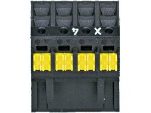 PILZ 751004 PNOZ s Setspring loaded terminals 22,5mm