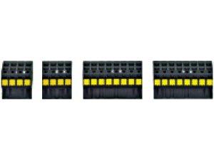 PNOZ s Set2spring loaded terminals 45mm