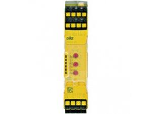 PNOZ s5 C 24VDC 2 n/o 2 n/o t coated