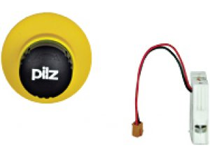 PILZ 400112 PIT es2.13 operator illuminated black
