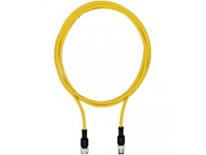 PILZ 380209 PSS67 Cable M12sf M12sm, 5m