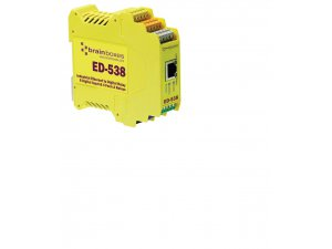 Brainboxes ED-538 Ethernet to 4 x Relay + 8 Digital Inputs