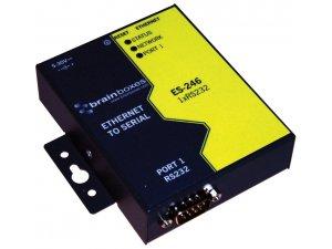 Brainboxes ES-246 Ethernet 1 Port RS232