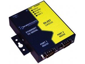 Brainboxes ES-257 Ethernet 2 Port RS232
