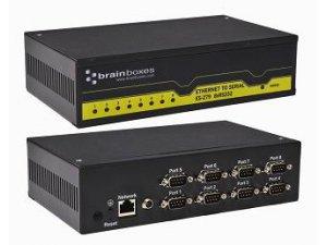 Brainboxes ES-279 Ethernet 8 Port RS232