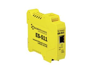 Brainboxes ES-511 Ethernet Industrial 1xRS232/422/485