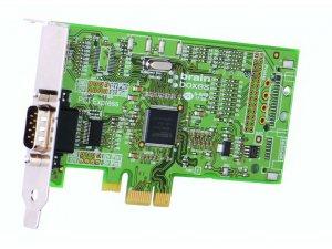 Brainboxes PX-235 LP PCIe 1xRS232 1MBaud