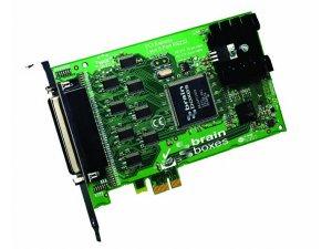 Brainboxes PX-279 PCIe 8xRS232 1MBaud