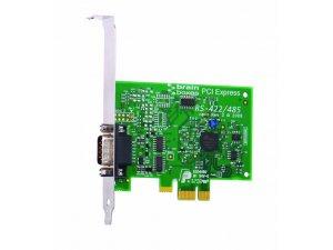 Brainboxes PX-324 PCIe 1xRS422/485 1MBaud