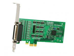 Brainboxes PX-346 PCIe 4xRS422/485 1MBaud