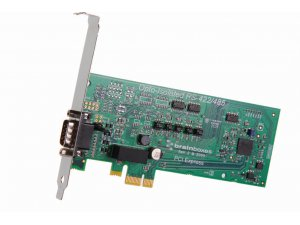 Brainboxes PX-387 PCIe 1xRS422/485 1MBaud Opto Isolated