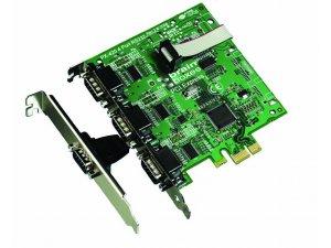 Brainboxes PX-420 PCIe 3+1xRS232 1MBaud