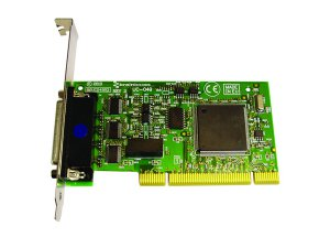 Brainboxes UC-083 uPCI 4xRS232 Opto Isolated TX RX GND CTS RTS