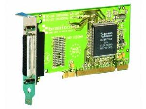 Brainboxes UC-157 LP uPCI 1xLPT Printer Port