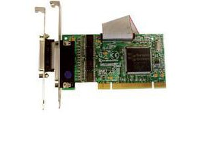 Brainboxes UC-263 LP uPCI 4xRS232 + LPT Printer Port