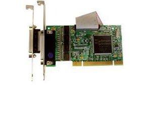 Brainboxes UC-295 uPCI 4xRS232 + LPT Printer Port