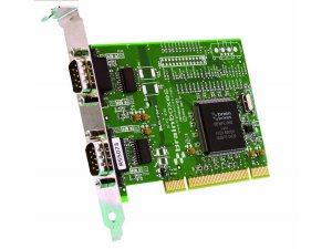 Brainboxes UC-607 uPCI 2xRS232 230K Baud
