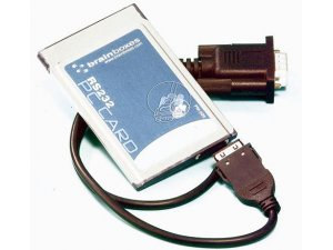 Brainboxes PM-031 PCMCIA 9 PIN CABLE