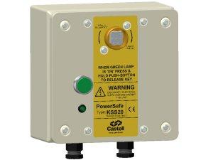 Castell S20-FSB-F-C/O4-24D bezpečnostní vypínač řízený solenoidem