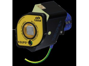 Castell KSUPS-FSB-P-C/O4-110A bezpečnostní vypínač řízený solenoidem