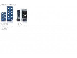 Bihl+Wiedemann BW2555 Digitalmodul AS-i in Edelstahl, IP20