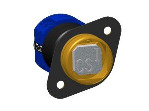 Castell KS20-QB-P-C/O4 bezpečnostní elektrický vypínač
