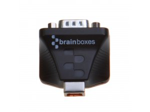 Brainboxes US-159 USB 1 Port RS232 Isolated