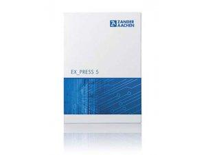 Zander 589092 EX_PRESS 5  Software V2.00