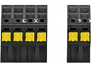 PILZ 751016 Set4 Spring Terminals