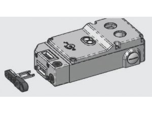 Idem Safety  520003 UGB2-KLT-SS-RFID - No Manual override