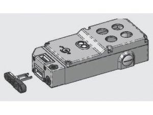 Idem Safety  521001 UGB4-KLT-SS-RFID - Manual override