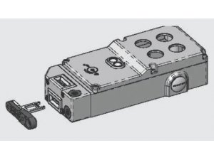 Idem Safety  521003 UGB4-KLT-SS-RFID - No Manual override