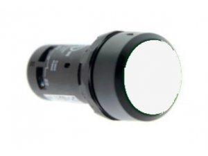 Idem Safety 522305 Compact PB 1NC 1NO Momentary - WHITE