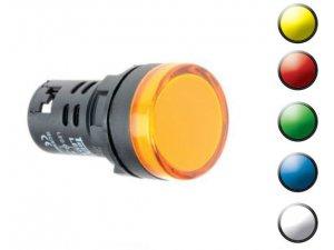 Idem Safety 522405 Pilot Light LED 24 V - CLEAR